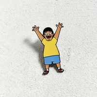 Bobs Burgers Gene Pin - Urban Outfitters