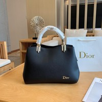 Fashion Dior Women Leather monnogam Handbag Crossbody bags Shouldbag Bumbag