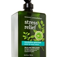 Limited Edition Body & Hand Wash Eucalyptus Spearmint