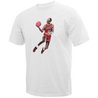 Jordan MJ Custom T-Shirt