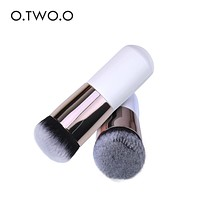 O.TWO.O 1pc Make Up Brush Contour Foundation BB Cream Loose Powder Brush Multifunctional Makeup Brushes