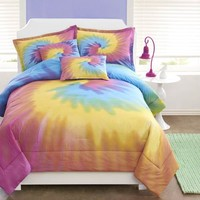 Karin Maki Rainbow Tie Dye Bedding By Karin Maki Bedding, Bed Sets, Comforters, Duvets, Bedspreads, Quilts