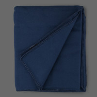 MILL MERCANTILE - Pendleton - Eco Wise Wool Solid Easy Care Blanket in Navy