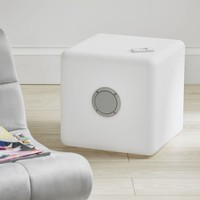 Light Up LED Bluetooth® Large Speaker Cube
