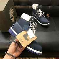 Timberland autumn and winter new high men's Martin boots snow boots