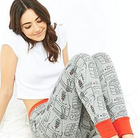 Minkpink San Choy Wow Red Leggings - Urban Outfitters