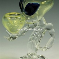 Alien Glass Pipe