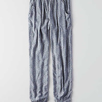 Don't Ask Why Soft Jogger Pant , Light Blue