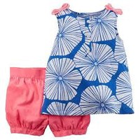 blue top with flowers for toddler carters - Google Search