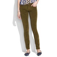 Skinny Skinny Cords - pants & shorts - Women's NEW ARRIVALS - Madewell