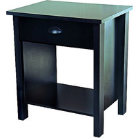 Walmart: Nouvelle Nightstand with Drawer, Multiple Colors