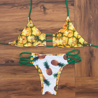 Sexy Tribal Paradise Bikini Set