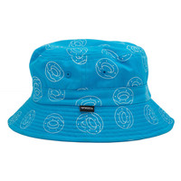 SINGLE DONUT ALL OVER BUCKET HAT TURQUOISE – Odd Future