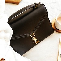 YSL High Quality Women Shopping Leather Handbag Tote Shoulder Bag Crossbody Satchel