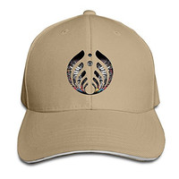 Bassnectar Logo Unisex 100% Cotton Adjustable Trucker Hat Natural One Size