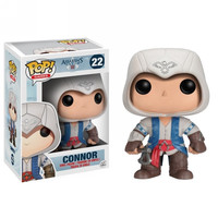 Pop! Games - Assassin's Creed III - Connor 22 Vinyl Figure (New)