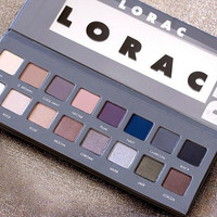 New Arrival pro Palette 2 Eyeshadow makeup 16 colors eye shadow With eye primer Cosmetics set