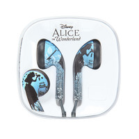 Disney Alice In Wonderland Earbuds
