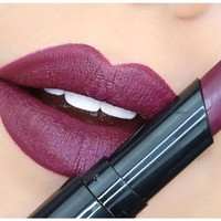 LA Girl Matte Flat Velvet Lipstick Lip Makeup Beauty Cosmetic Coverage - Color 823