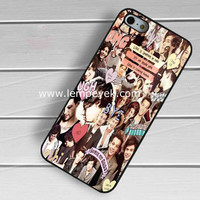 One Direction Collage Phone Case For iPhone And Samsung Galaxy Case 2016