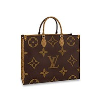Louis Vuitton Reverse Monogram Giant Onthego M44576 Shoulder Bags Purse Handbags