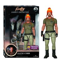 Firefly Jayne Cobb with Hat Legacy Collection Action Figure - Funko - Firefly/Serenity - Action Figures at Entertainment Earth
