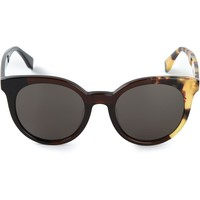 Fendi oval sunlgasses