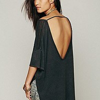 Free People  The Saturn Tee at Free People Clothing Boutique