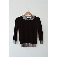 Boden Collared Sweater *