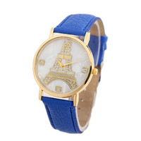 Girls Leather Strap Watches Fashion Casual Sports Watch Best Christmas Gift