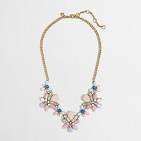 FACTORY FLORAL CLUSTERS NECKLACE