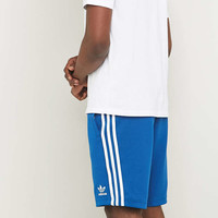 adidas Originals Superstar Blue Shorts - Urban Outfitters