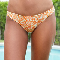 Rhythm Montego Cheeky Bikini Bottom at PacSun.com