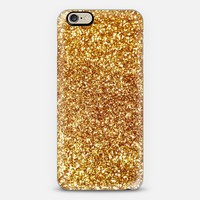 GOLD GOLD iPhone 6 case by Rebecca Allen   Casetify