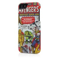 Marvel The Avengers #1 Clip Case for iPhone 5 - Apple Store (U.S.)