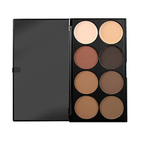 Morphe Brushes BROW8 Brow Palette at Beauty Bay