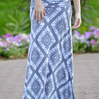 Sway with Me Maxi Skirt