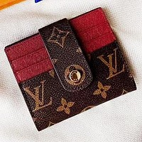 LV Louis Vuitton New fashion monogram leather wallet purse women handbag