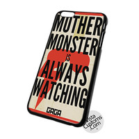 Mother Monster Lady Gaga Quotes Cell Phones Cases For Iphone, Ipad, Ipod, Samsung Galaxy, Note, Htc, Blackberry