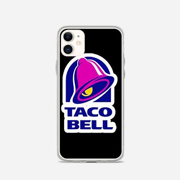 Taco Bell  Tshirt iPhone 11 Case