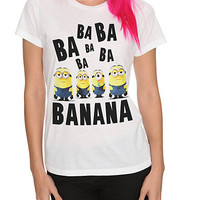 Despicable Me 2 Minion Girls T-Shirt | Hot Topic