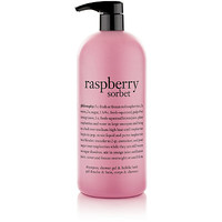 Jumbo Raspberry Sorbet Shower Gel