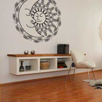 Vinyl Wall Decal Sticker Eclipse #OS_DC755