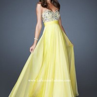 La Femme 18561 at Prom Dress Shop