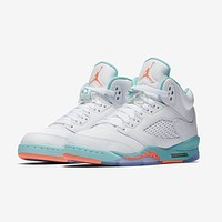 Air Jordan 5 Retro GS ¡°Light Aqua¡±