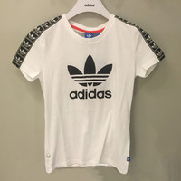 Adidas Originals Fashion Print T-Shirt Top Tee