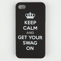 Keep Calm Swag iPhone Case 206380100 | Phone Cases | Tillys.com