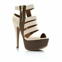 Triple Ladder Heels - GoJane.com