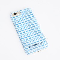 Whales iPhone 6 Case