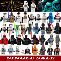 Star Wars Lego Compatible Minifigures - Discount Shipping!